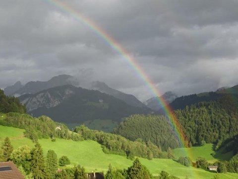 スイス 初夏