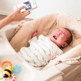 赤ちゃん 泣き止む 検証実験