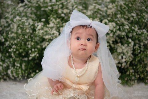 赤ちゃん 結婚式