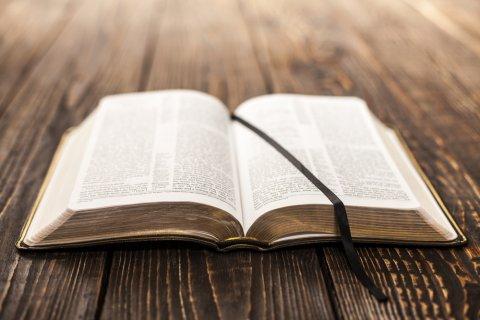 洋書 古書 聖書 辞書