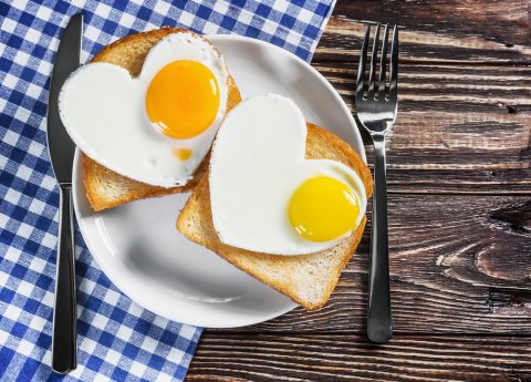 卵料理 イースター