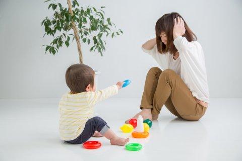 育児ストレス 1人になりたい