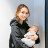 辻元舞 インタビュー 和痛分娩 第二子 息子 次男