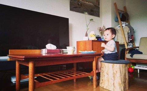 赤ちゃん 部屋 リビング o39____itさん