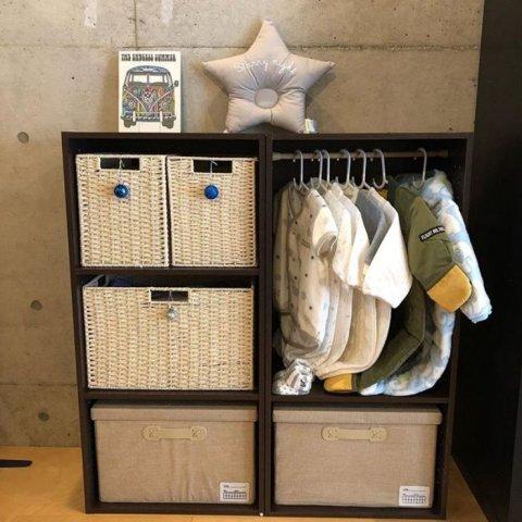 赤ちゃん 部屋 リビング yoshimi_boaさん