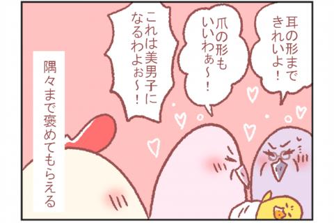 鳥谷丁子のオモテ育児・ウラ育児#11