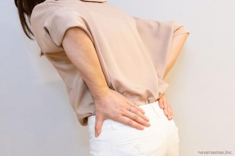 生理痛 腰痛