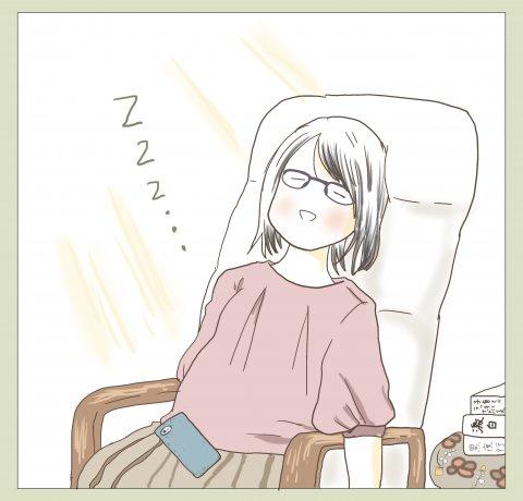 寝落ち育児バンザイ! 第6話 とも