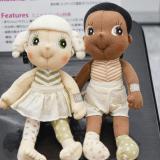 アイキャッチ 海外 おもちゃ 人形 ハンドメイド 赤ちゃん