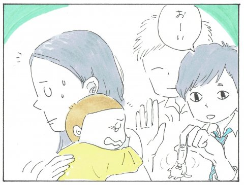 ポコペコの地球の育児偵察記 連載7