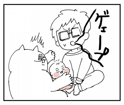 せるこさん家の親バカ育児 第7話