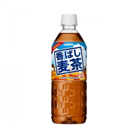 要出典 キッズ向け部門 自販機やコンビニで買える子ども向けの飲料 ランキング キリン 香ばし麦茶