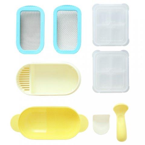 要出典 ベビー向け部門 離乳食調理器具 ランキング 離乳食調理セット ピジョン はじめての調理セット
