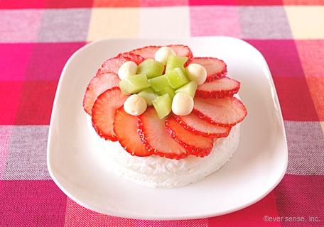 1歳 誕生日ケーキ レシピ 食パンケーキ
