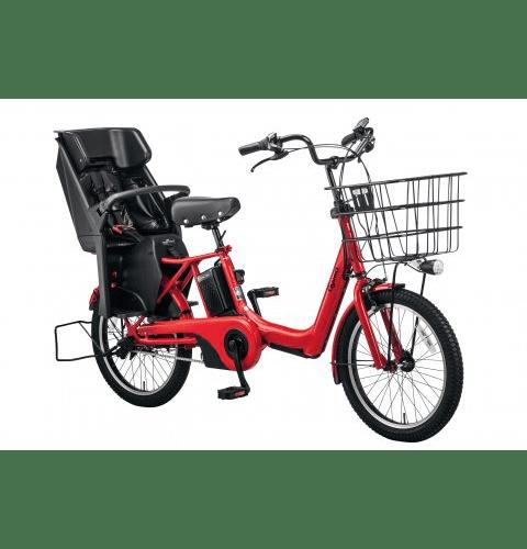 子乗せ 電動自転車 ninaruママベスト