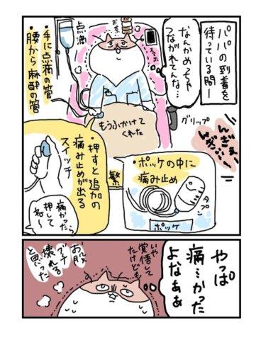 せるこさん 出産レポ8話1