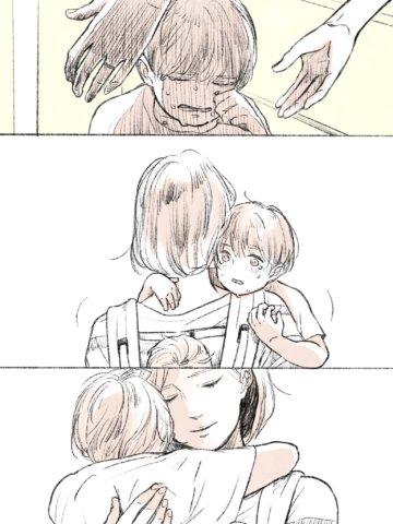 PICKUP育児マンガ つまさきさん