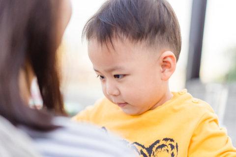 2歳 男の子 ママ