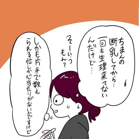 白田ゆにゃ 出産レポ2.3