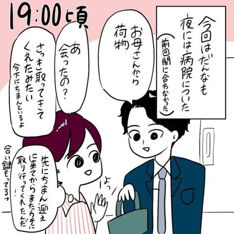 白田ゆにゃ 出産レポ6.7