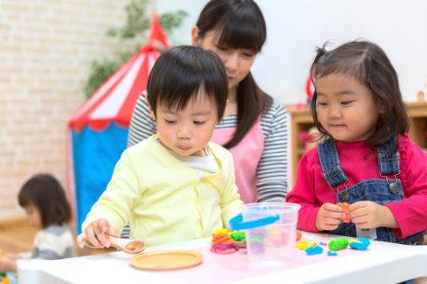 おもちゃ 保育園 子ども