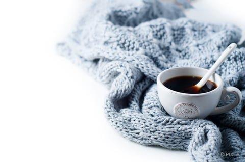 セーター コーヒー